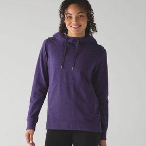 Lululemon Purple Soft Sweatshirt Pullover